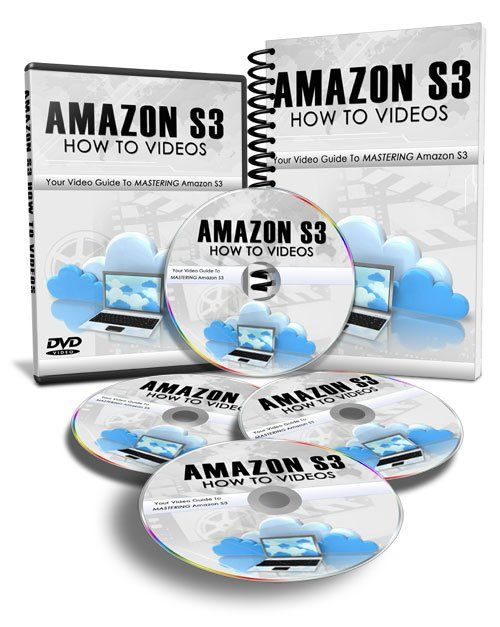 Amazon S3 How To Videos DVD image